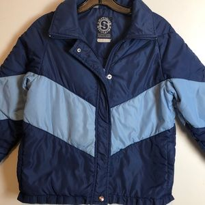 Incredible Skitique vintage snow jacket size small
